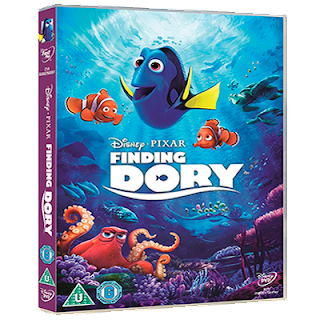 Finding Dory (2016) DVDR + DVDRip
