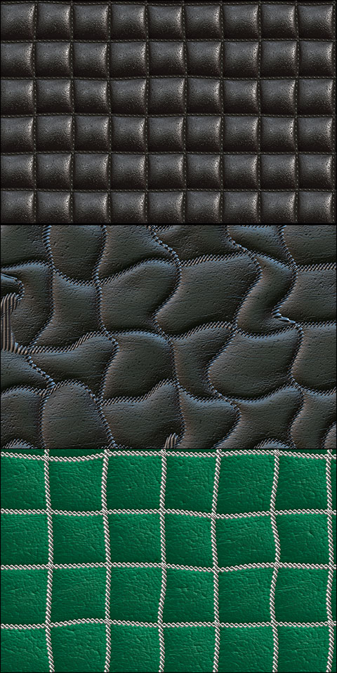 Cell leather free PSD patterns