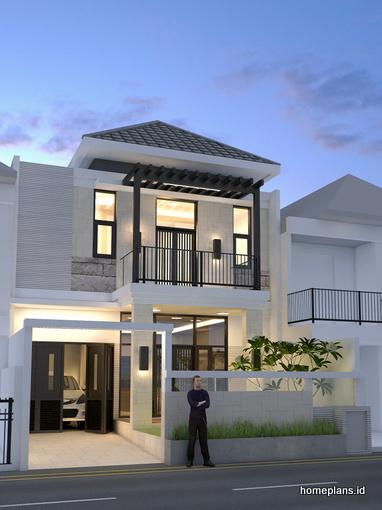 inspirasi desain rumah gaya minimalis