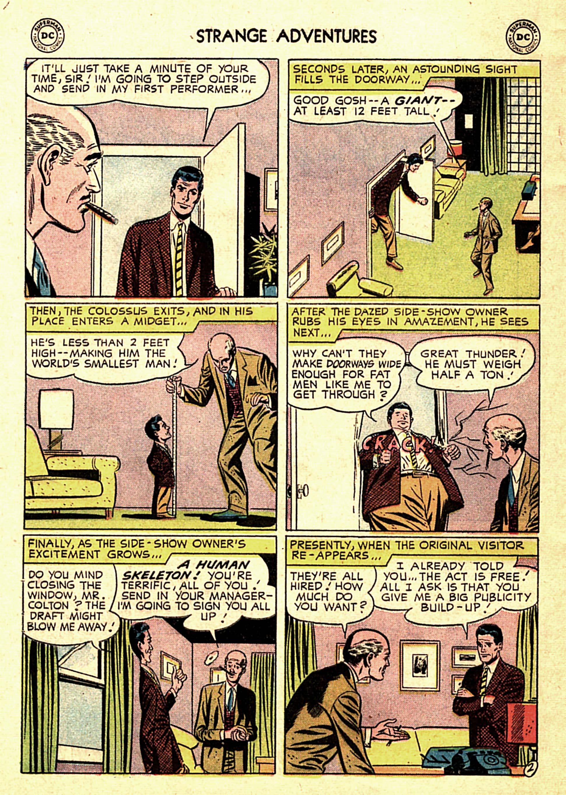 Strange Adventures (1950) issue 66 - Page 28