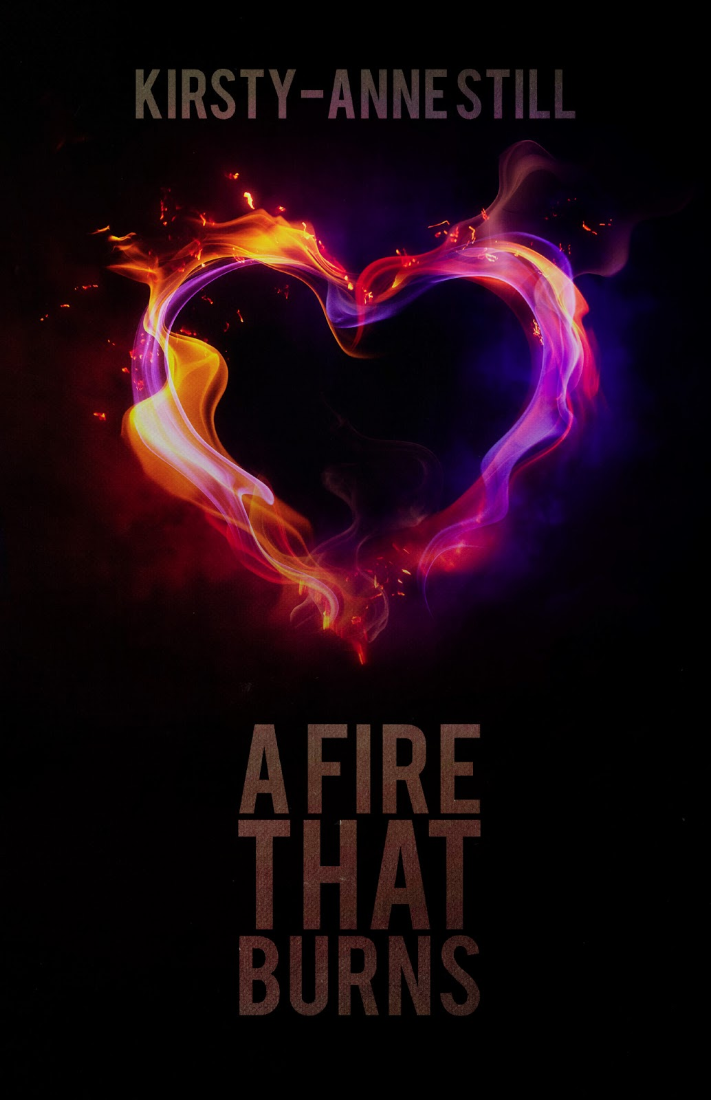 ***Cover Reveal*** A Fire that burns
