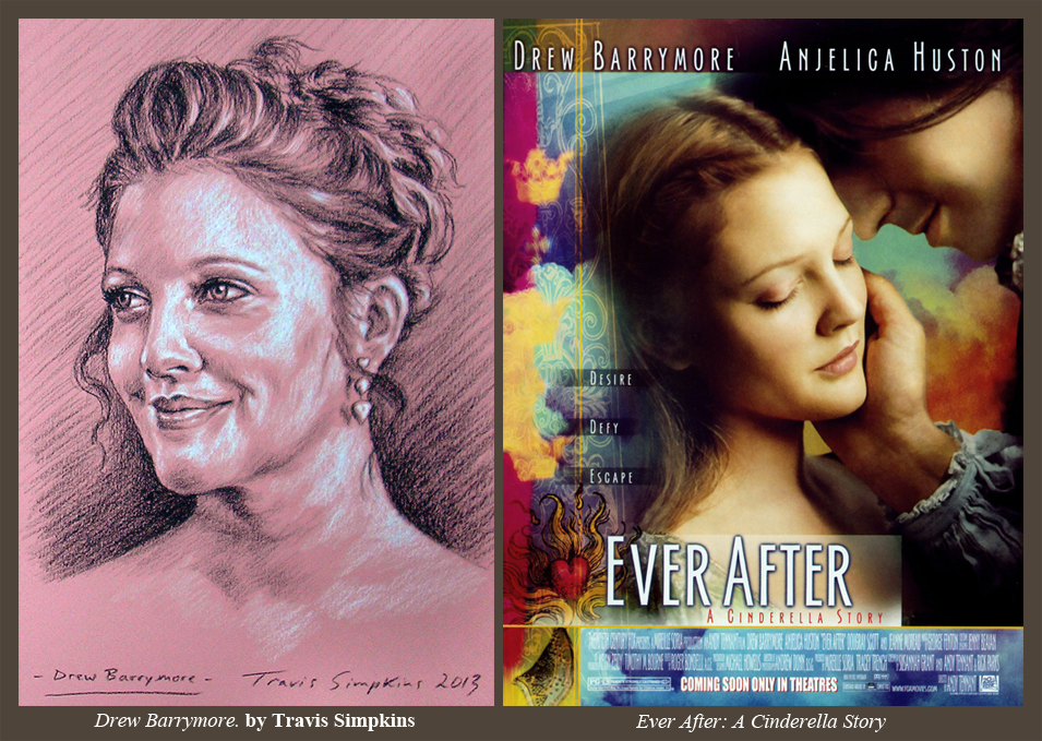 Ever after drew barrymore trailer - Suits season 1 episode 2