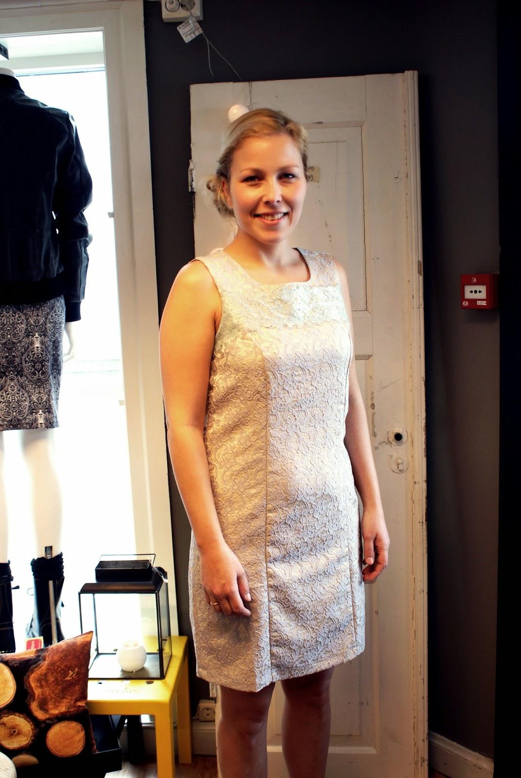 Allehaande Lillesand: Flotte kjoler fra Container, Minus, One-of, og Ilse Jacobsen!