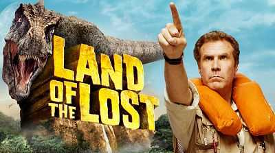 Land of the Lost 2009 300MB Dual Audio Hindi Movies Download BDRip
