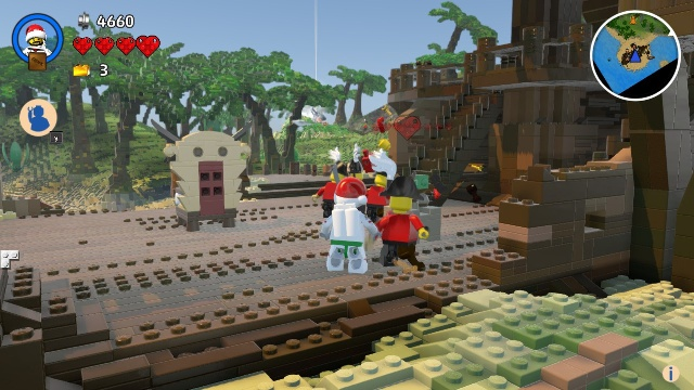 Download LEGO Worlds PC Gameplay
