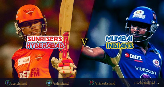 IPL 2016 Match SRH vs MI Match Prediction And Ball By Ball Update