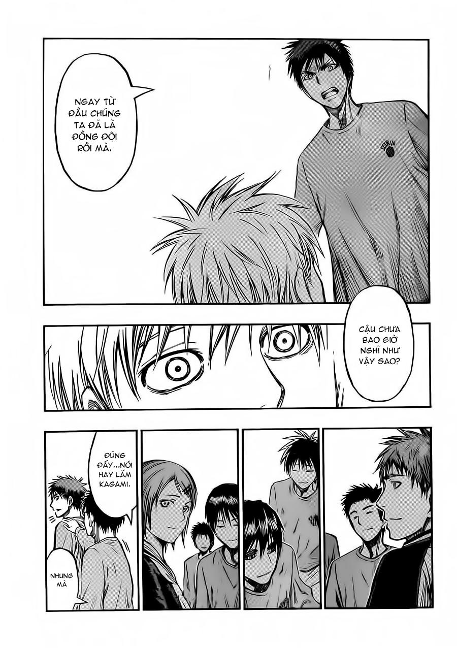 Kuroko No Basket chap 228 trang 9