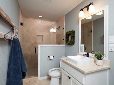 Instalaciones eléctricas residenciales - Baño