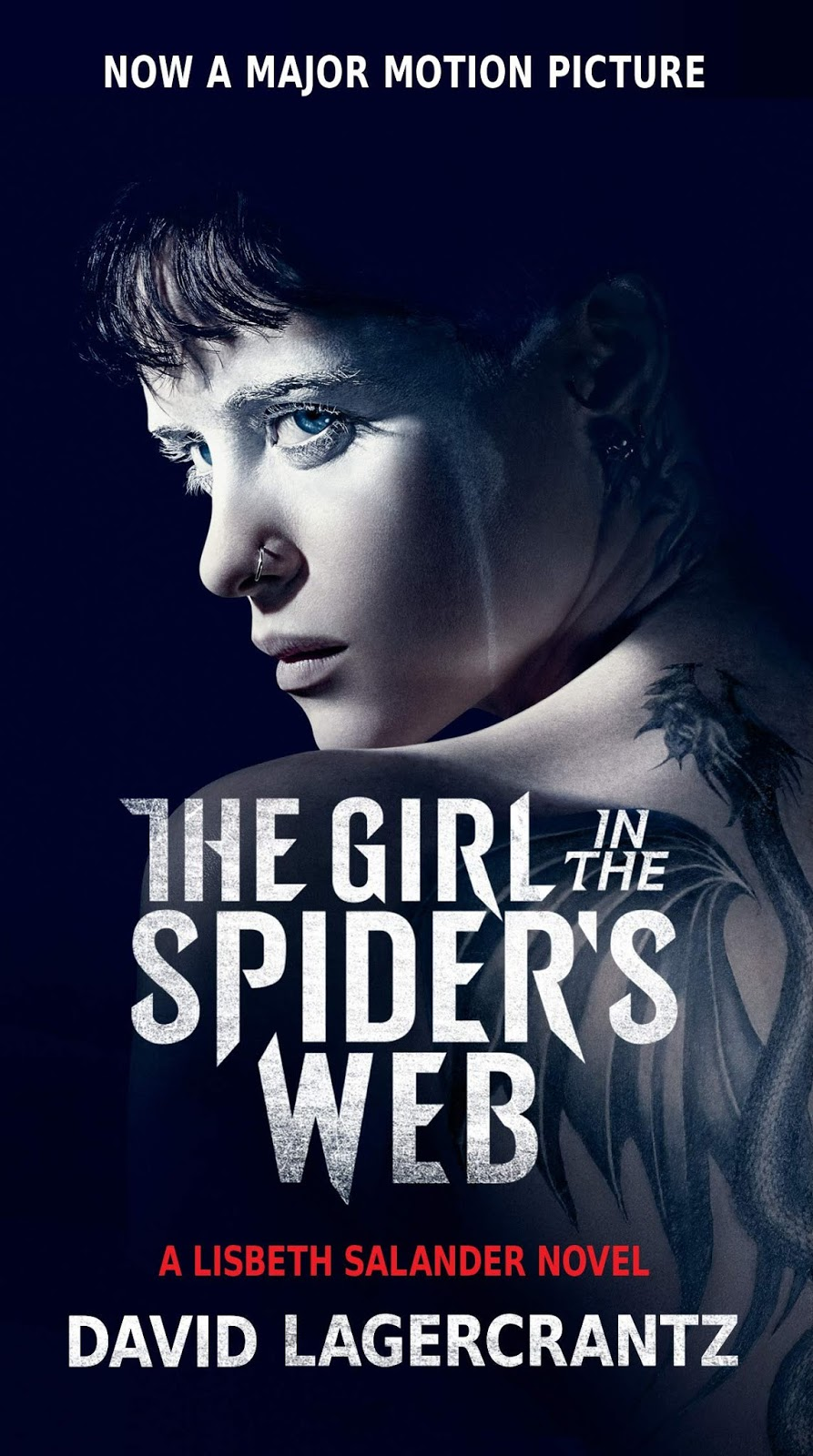 Nada Se Ve Como En La Tele Películas 2019 The Girl In The Spiders Web