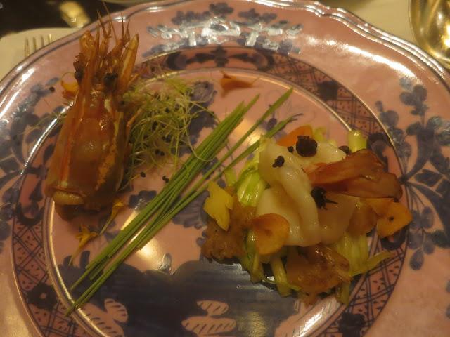 金龙献丰年 - 大虾皇二食