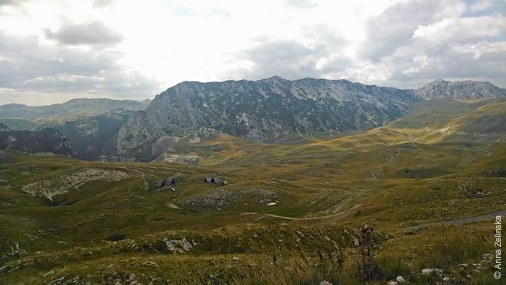 Маленькое поселение в Дурмиторе, Черногория