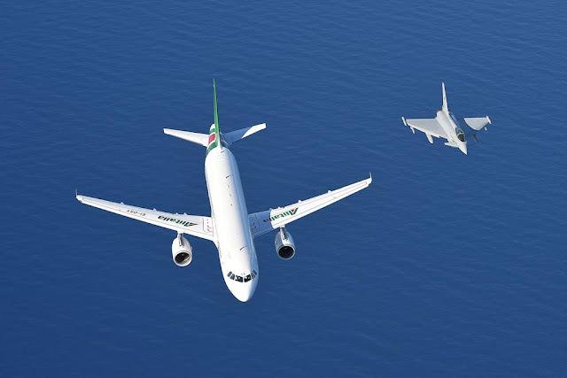 Aeronautica esercitazione difesa aerea