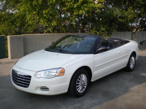 Chrysler sebring car