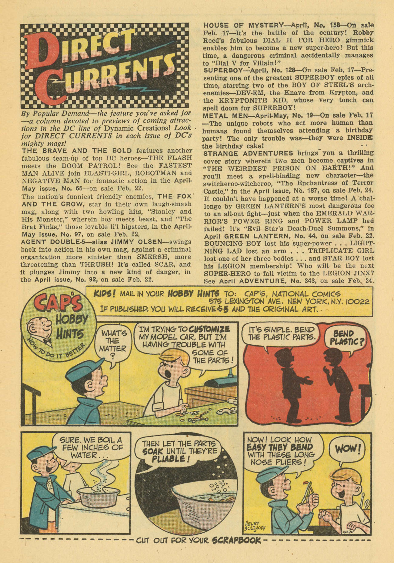 Hawkman (1964) issue 13 - Page 11