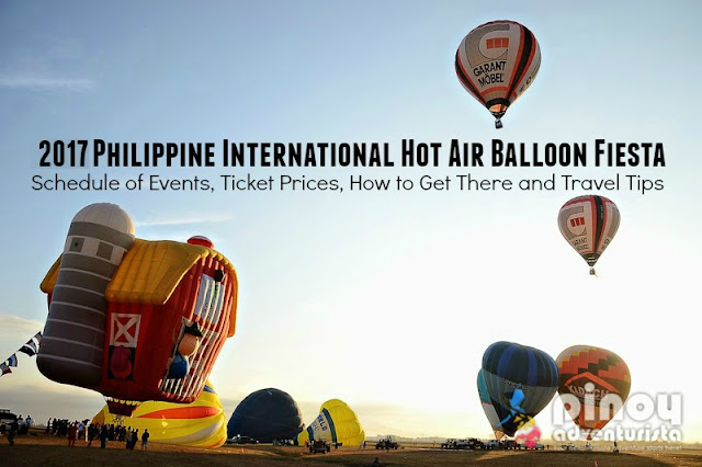 Hot Air Baloon Fiesta 2017 Clark Pampanga