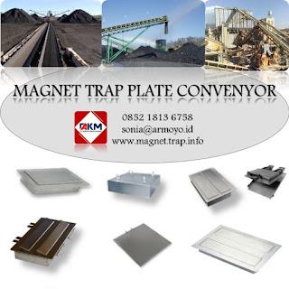 magnet trap plate