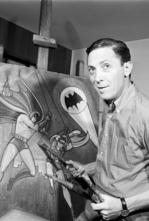 Bob Kane. Director of Batman and Mr.Freeze: SubZero
