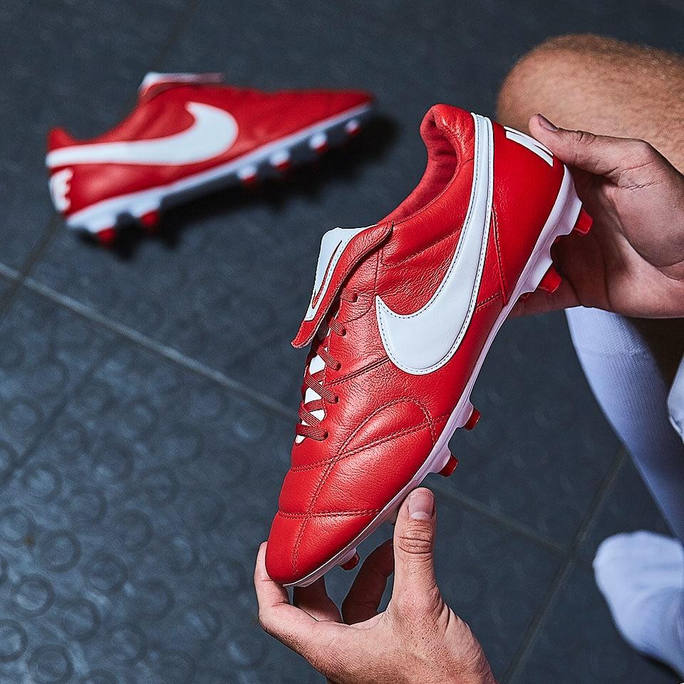all red nike boots nike soccer training program
