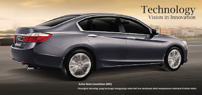 Harga Honda New Accord