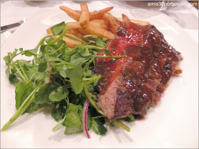 Parker's Restaurant: Steak Frites