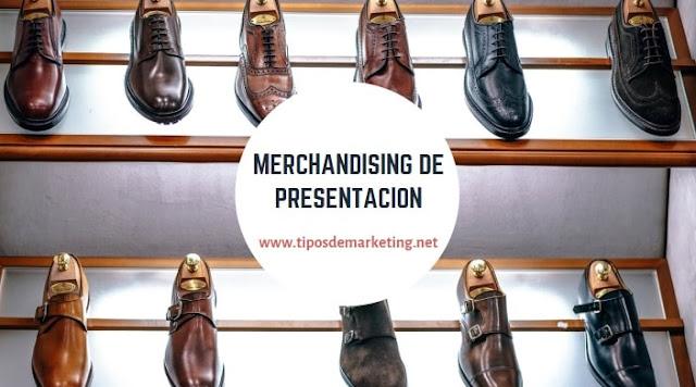 merchandising de presentacion