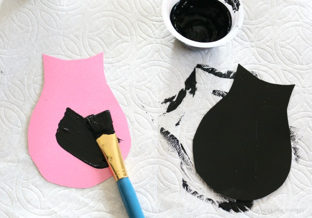 pre-writing craft for kids