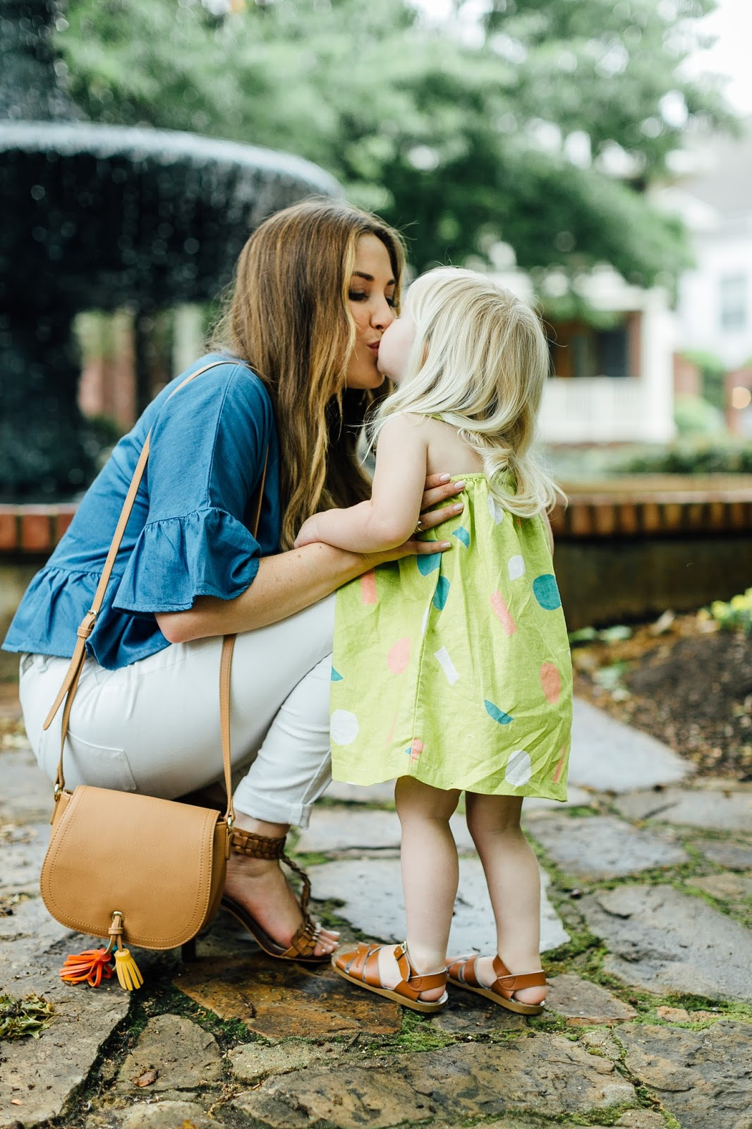 5 Reasons to Stop the Mom Guilt Now by lifestyle blogger Laura of Walking in Memphis in High Heels