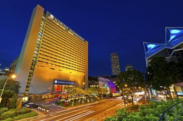 Hotel di Sekitar Marina Bay Sands Hotel yang Super Kece
