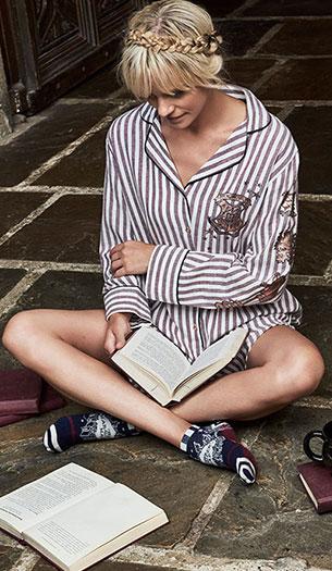 Primark Harry Potter Pijama mujer