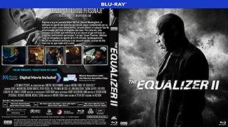 Equalizer 2 Blu-ray