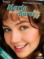 telenovela María la del barrio