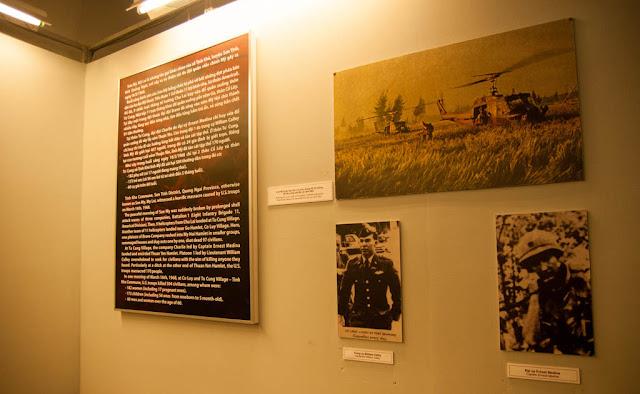 El Museo de la Guerra del Vietnam