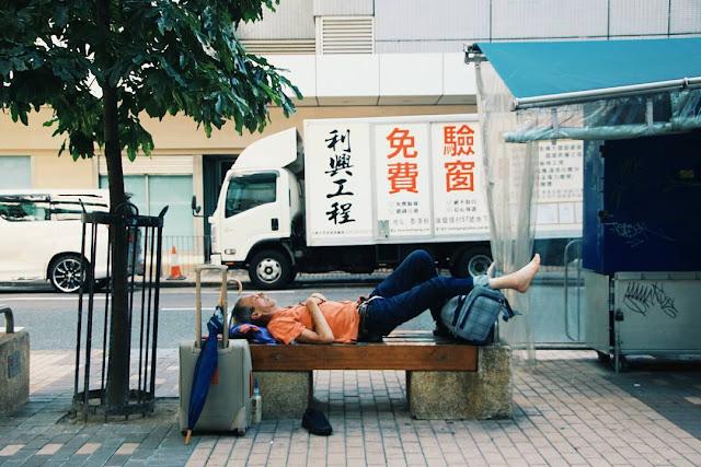 tidur siang setelah begadang