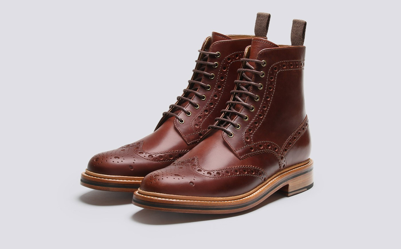 Chad S Drygoods Grenson Shoemakers For 150 Years