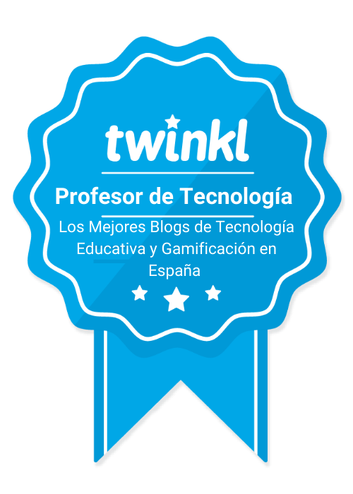 Mejor blog de tecnología educativa y gamificación en España, best blog on educational technology an