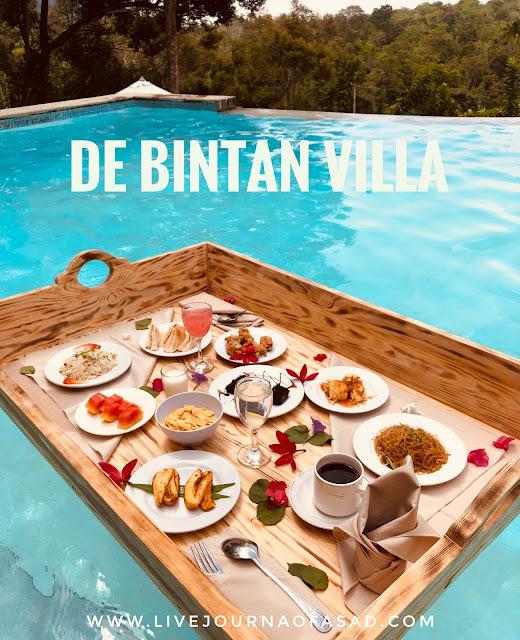 De Bintan Villa Liburan Seru dan Menyenangkan di Kaki Gunung Bintan