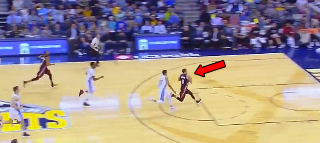 Tyler Johnson's CRAZY Buzzer-Beating Dunk (VIDEO)