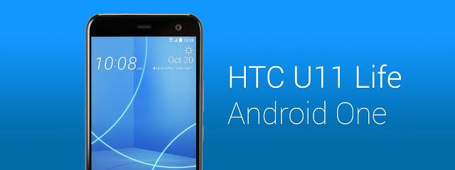 Rò rỉ HTC U11 Life: Smartphone giá rẻ trong dự án Android One
