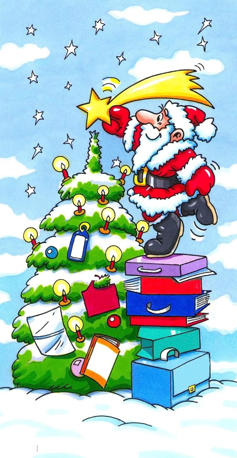 Christmas Cartoon Images