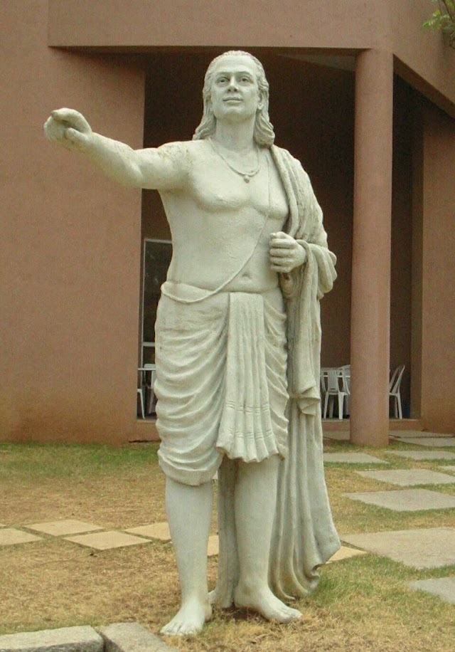 Who was the  famous astronomer of ancient India ?