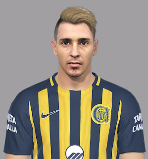 PES 2018 Faces Fernando Zampedri by Luis Facemaker