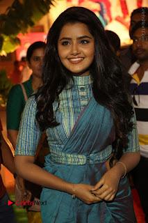 Actress Anupama Parameswaran Stills in Stylish Saree at Shatamanam Bhavathi Audio Launch  0001.JPG