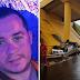 Motorista de Maringá morre após carro cair de um viaduto no Contorno de Mandaguari