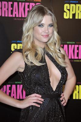 Ashley Benson Topless