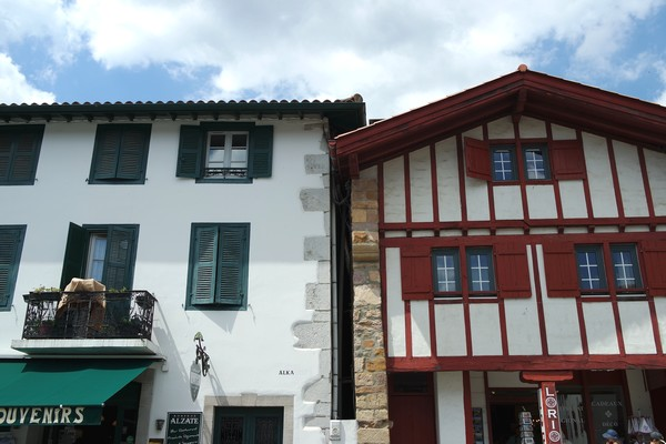 pays basque ainhoa