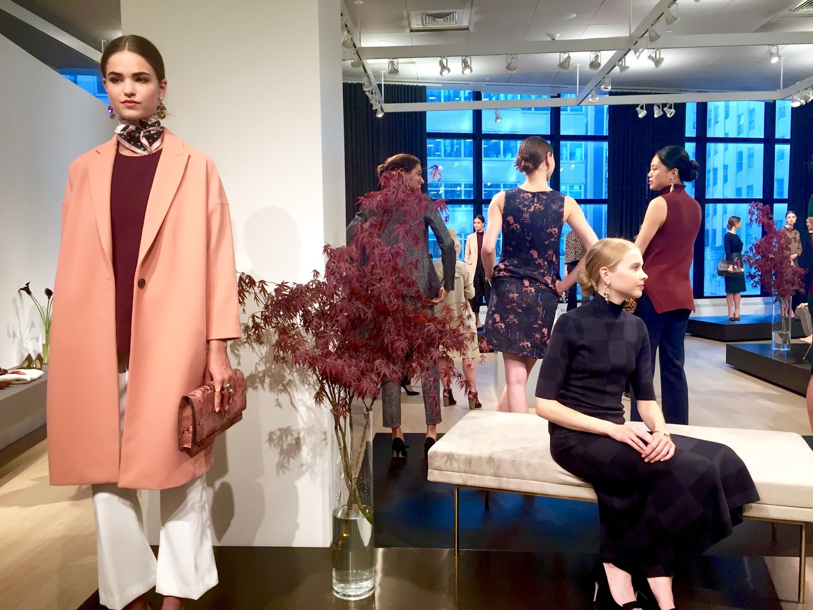 ann taylor fall winter preview