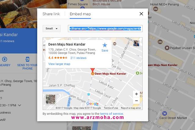 tutorial cara masukkan google maps ke dalam entri artikel, cara masukkan google maps dalam entri artikel, panduan blogspot masukkan google maps ke dalam entri, cara mudah masukkan google maps dalam entri, google maps dalam entri,