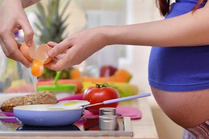 Daftar Makanan Yang Tidak Boleh Dikonsumsi Wanita Hamil