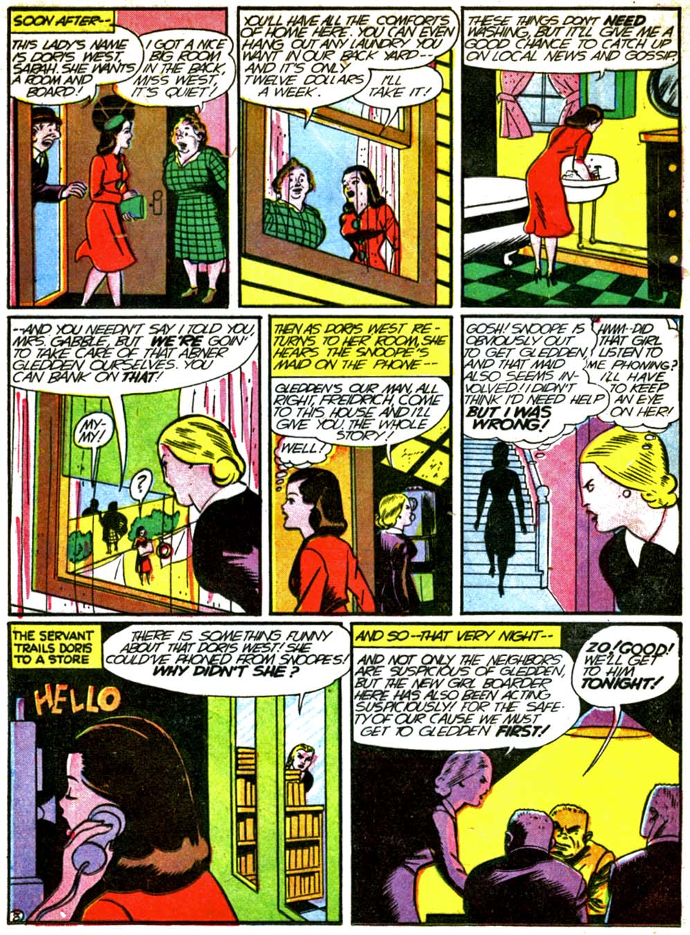 Read online All-American Comics (1939) comic -  Issue #52 - 41