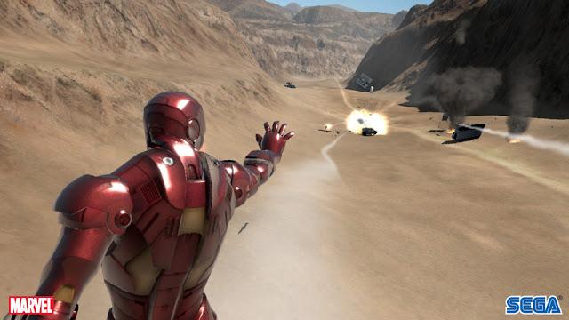 Iron Man PC Free Download Screenshot 2